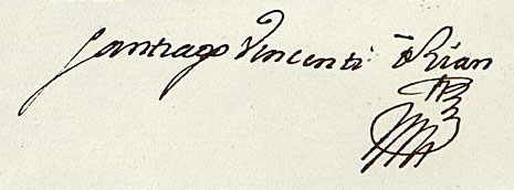 Santiago Vincenti O'Ryan