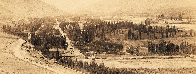 Illapel, año 1895